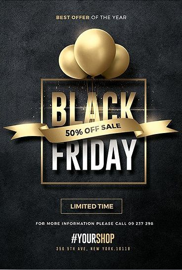 Awesome Flyer Templates Available Flyers Templates Styleflyers Template S Awesome Flyer Black Friday Flyer Black Friday Design Black Friday Poster