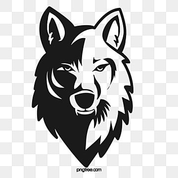 Wolf Png Images Vector And Psd Files Free Download On Pngtree Wolf Head Drawing Black Wolf Wolf Artwork