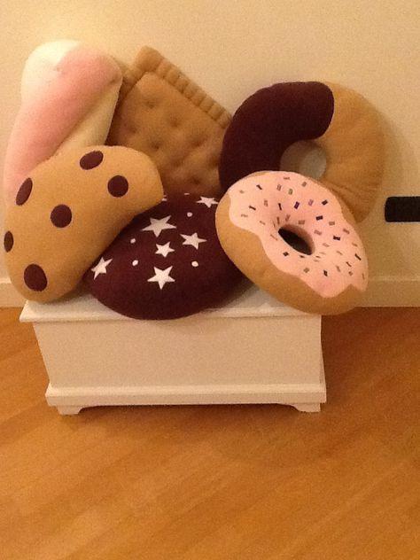Cuscini A Biscotto.Cuscini Biscotto Per La Nursery