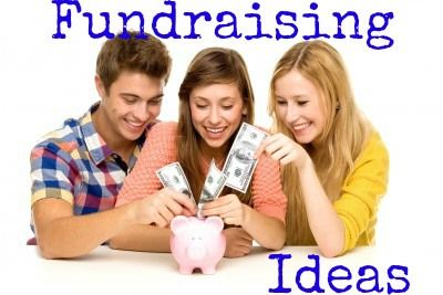 Fundraising Ideas for Teams. I love the gift wrapping one