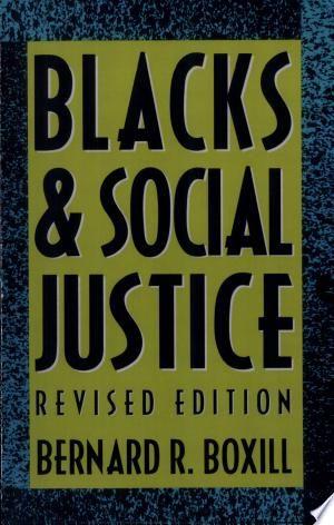 Blacks And Social Justice Pdf Download Social Justice Autobiography Books Social