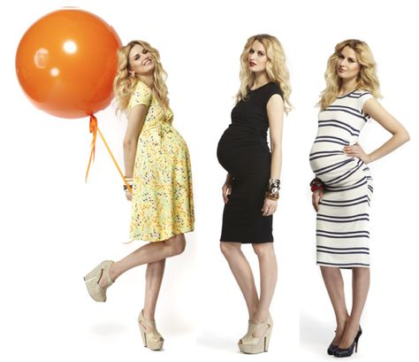 List of cute maternity clothing websites. I'll be glad I pinned this one day.