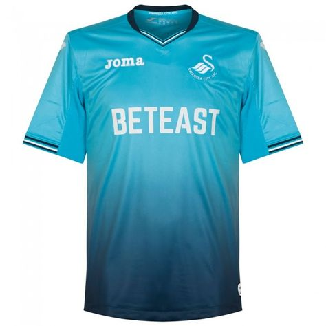 Camiseta del Swansea City 2016-2017 Visitante #swanseacity