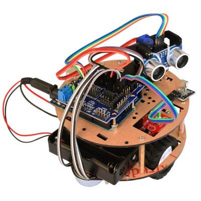 Gearbox For Wheeled Robot : Differentials Transmission
