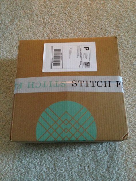 So excited to get my first Stitch Fix!