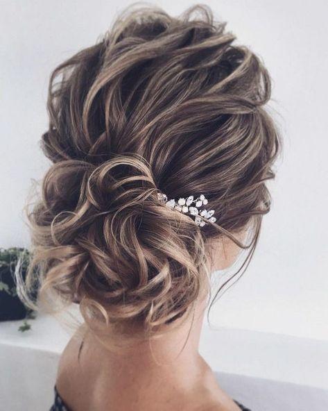 79 Beautiful Bridal Updos Wedding Hairstyles For A Romantic Bridal Bridal Hair Updo Wedding Hair Half Bridal Updo