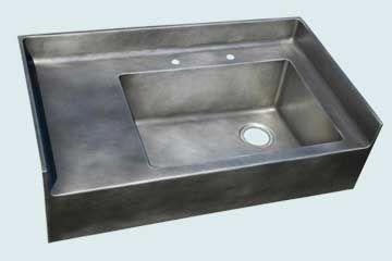 24 zinc farmhouse kitchen sinks ideas