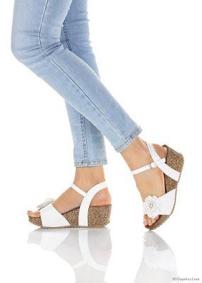 Sandalias Ultima Temporada Zapatos Zapatos De Moda Sandalias