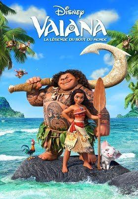 Vaiana La Legende Du Bout Du Monde Le Bleu Lumiere I Disney Youtube Moana Movie Moana Movies