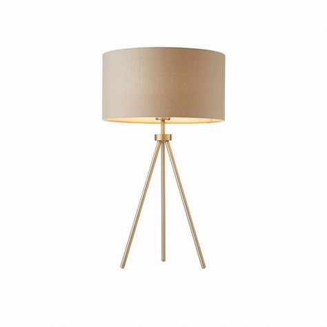 Endon Lacy Decorative Touch Table Lamp