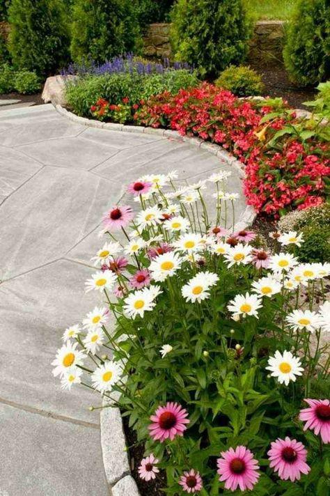 Fiori X Aiuole.Bordure Per Aiuole Garden Cottage Piantare Fiori E Aiuole