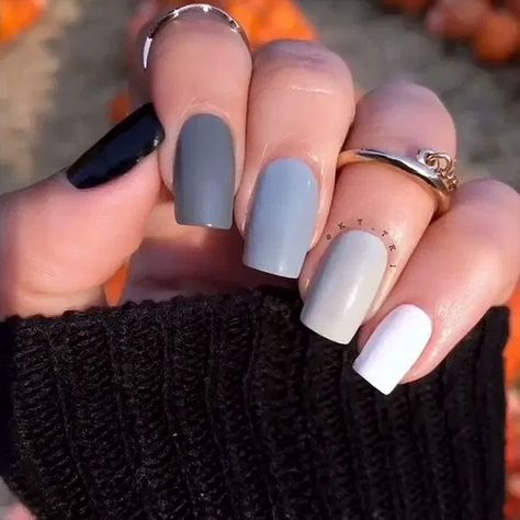 25 amazing winter nail art designs 2019 ideas page 44 | homedable.com