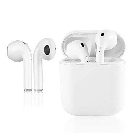 Bluetooth In Ear I8 Tws Kabellose Kopfhorer Headsets Stereo In Ear Horer Kopfhorer Mit Gerauscheliminierendem Mikrofon Fur Beats Bluetooth Bluetooth Android