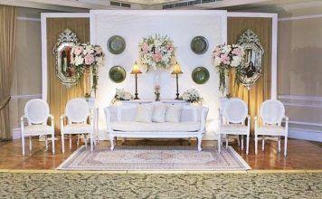 Ide Dekorasi Pelaminan Untuk Pesta Pernikahan Di Rumah My