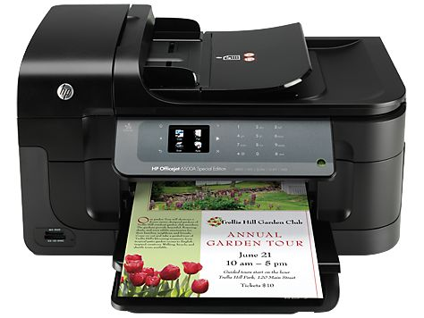 HP Officejet 6500A e-All-in-One Printer series - E710   tommy   Hp