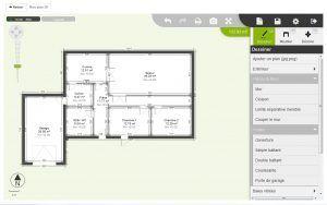 6 Logiciels Gratuits Pour Son Plan De Maison 5 Configurateurs De Plans De Constructeurs Logiciel Plan Maison Plan Maison Constructeur Maison Moderne