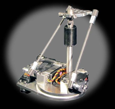 Robot MarketPlace - Industrial Animatronic Neck Mechanism