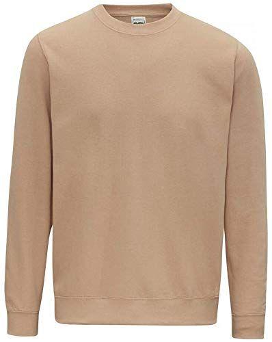 Download The Perfect Awdis Just Hoods Unisex Crew Neck Plain Sweatshirt 280 Gsm Mens Hoodies Sweatshirts Mens Sweatshirts Hoodie Plain Sweatshirt Hoodies Men Pullover