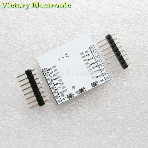 ESP8266 Serial WIFI Module Adapter Plate Applies to ESP-07 ESP-08 ESP-12