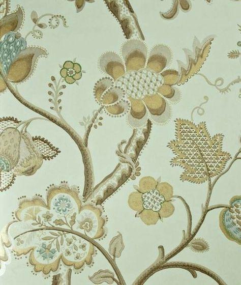 Roslyn Eggshell/Gold DVIWRO107 - Seinäruusu - Verkkokauppa