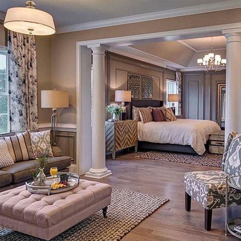 Top 10 Instagram Moments Of 2016 An Elegant Master Bedroom Suite