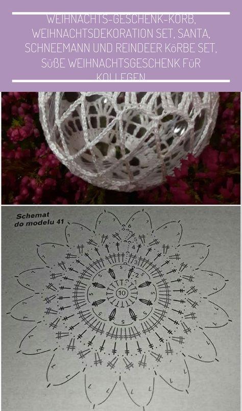 Best 11 Ornament #häkeln #christmascrafts #crochet #christmasdecorations – Ch… Beste Verzierung 11 #häkeln #christmascrafts #häkeln #Weihnachtsdekorationen – Weihnachtshäkelarbeit – SkillOfKing.Com #adornos de navidad ganchillo