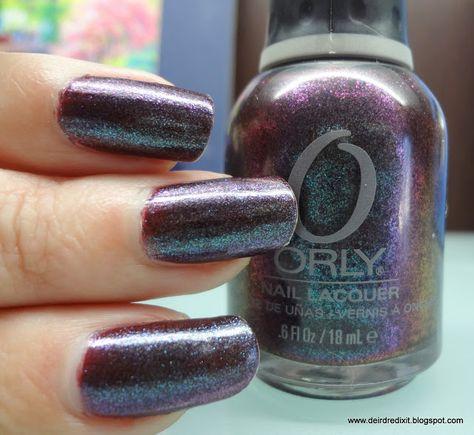Smalto Orly Galaxy Girl