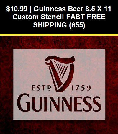 "Chicago Bulls 8.5/"" x 11/"" Custom Stencil FAST FREE SHIPPING"