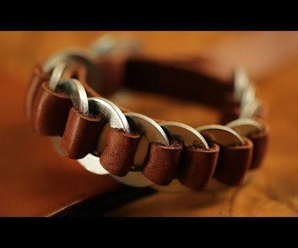 Diy Leather Bracelet Diy Leather Bracelet Braided Leather Bracelet Diy Leather Bracelet Tutorial