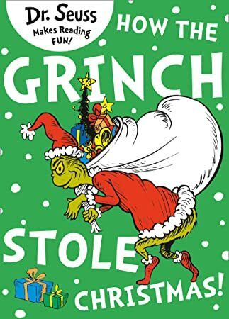 Pdf Free How The Grinch Stole Christmas Dr Seuss Grinch Stole Christmas Grinch Christmas Books