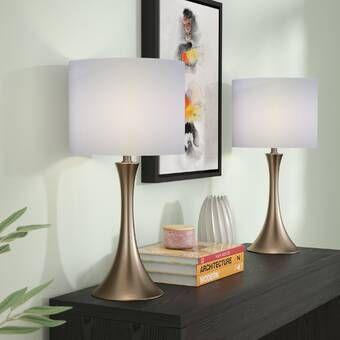 Imelde 24 Table Lamp Set Table Lamp Sets Lamp Sets Bedside