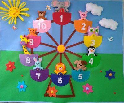 وسائل تعليمية للارقام رياض اطفال منتسوري رياضيات بالعربي نتعلم Kindergarten Toy Preschool Toys Educational Toys