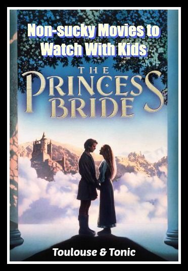 The top movies to watch with kids - that YOU'LL enjoy too.