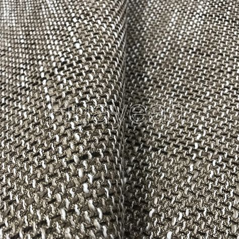 Heavy Linen Look Sofa Upholstery Material Sofa Upholstery Fabric