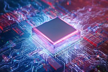 Adobe Turns 35 And We Re Just Getting Started Computer Processors Technology Background Circuit Board