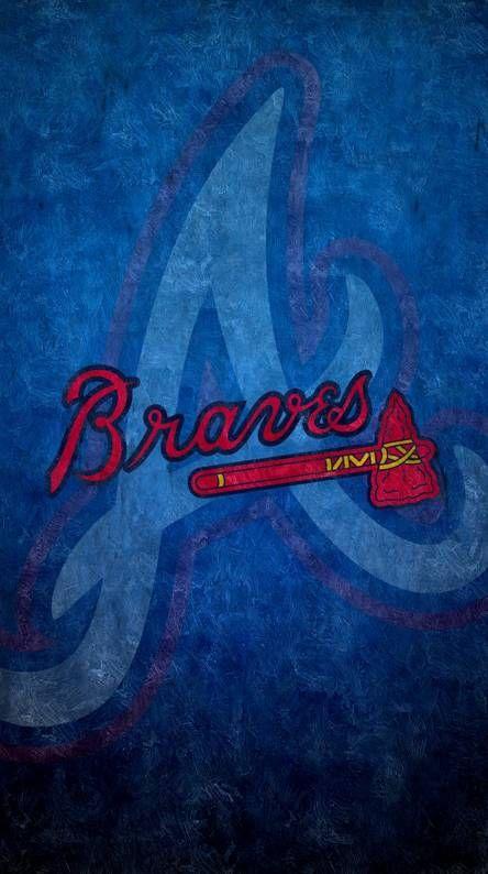 Pin By Lisa Goodwin On Braves Atlanta Braves Wallpaper Atlanta Braves Brave Wallpaper