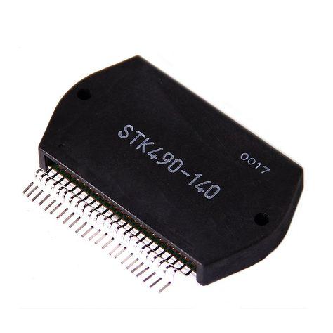 14 Pin TBA820P
