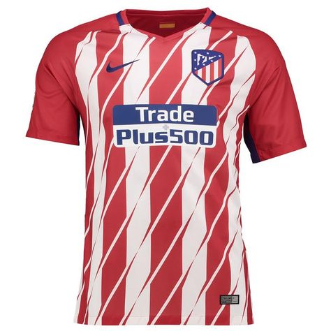 Nike Youth Atletico Madrid 17 18 Home Shirt Chelsea Stadium Atlético Madrid Chelsea Shirt