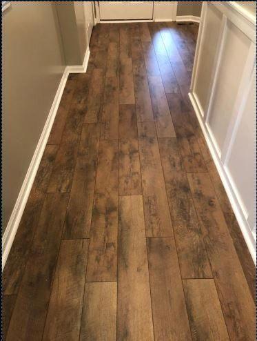 Attractive Photo Redoakflooring In 2020 House Flooring Rustic Flooring Laminate Flooring