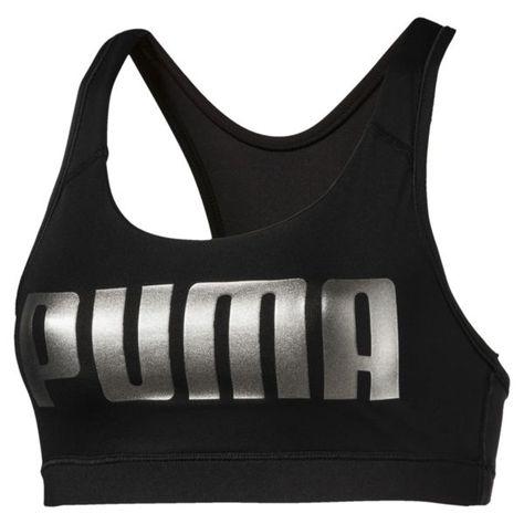 Create a winning workout wardrobe with this women's PUMA sports bra.
