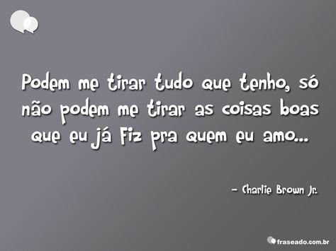 Dias De Luta Dias De Gloria Musicas Charlie Brown Charlie