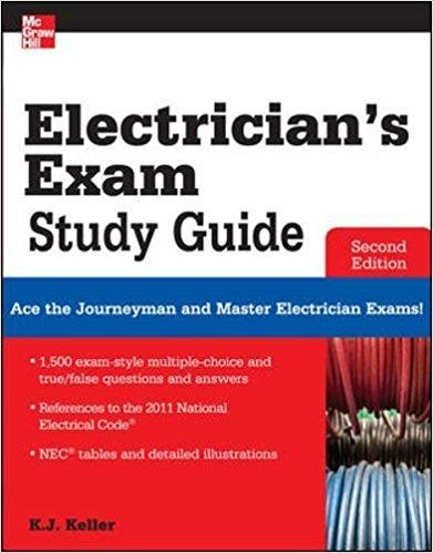 Electrician Certification Test State Of California Pdf Epub Ebook Exam Study Study Guide Electrician