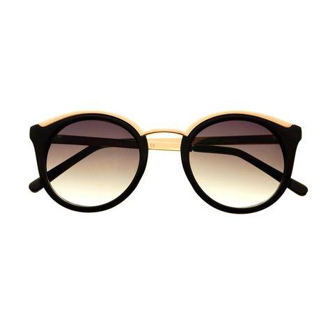 Óculos De Sol Rayban Ray Ban Fleck Rb2447 Redondo Original - R  150 00 no  MercadoLivre Gafas de sol mujer  GiveAway  Trindu 2ca2fdf194