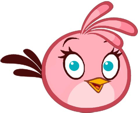 Angry Birds Stella Kleurplaten.Angry Birds Remastered Stella By Alex Bird Deviantart Com