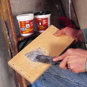 Fixing Cracks In Concrete In 2020 Fix Cracked Concrete Concrete Wall Concrete Walls Diy
