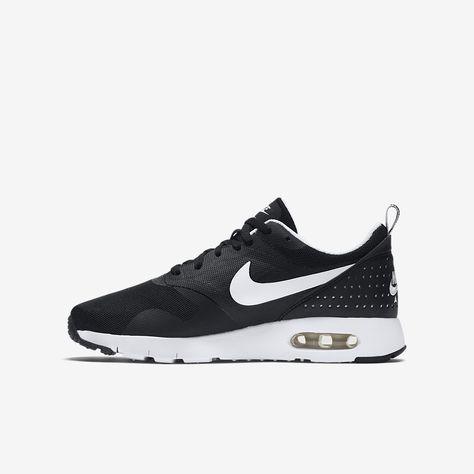 Nike Kids' Air Max Tavas Grey Shoes