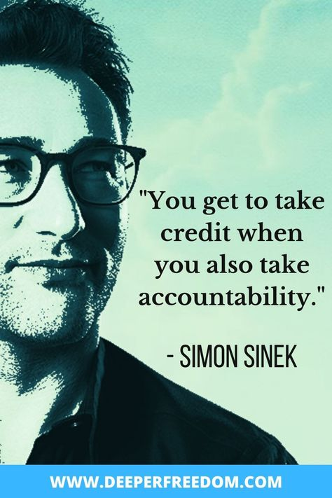150 Simon Sinek Quotes on Leadership, Business, Passion & more