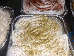 Pin Di Milk Bath Cake