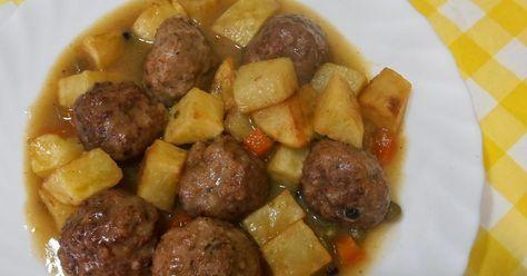 salsa para albondigas de carne caseras