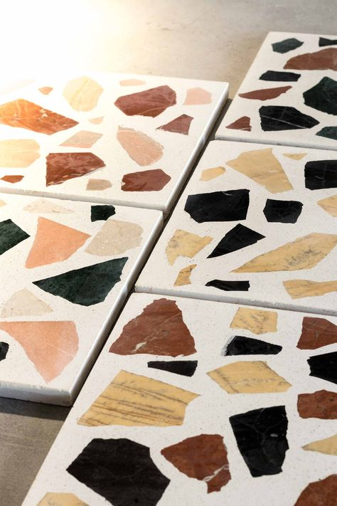 Terrazzo With Large Marble Chips Spec Terrazzo Terrazzo